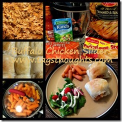 Blog - Recipe Buffalo Chicken